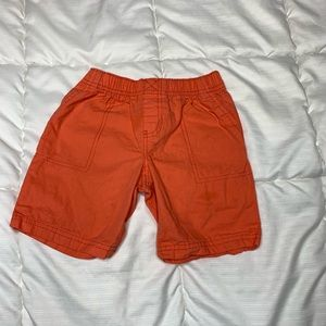 Carters coral shorts